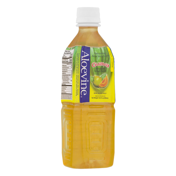 Aloevine Guava Drink, 500 ml