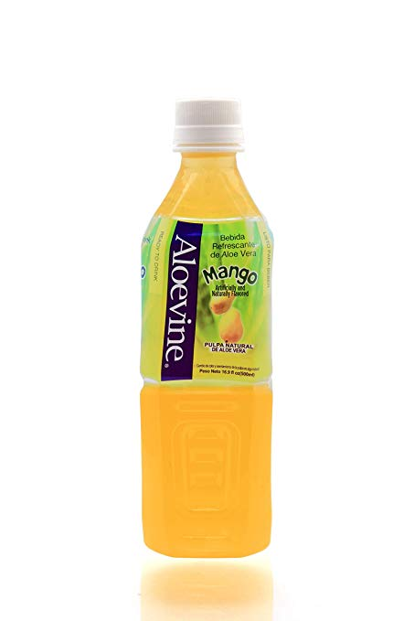 Aloevine Mango Drink, 500 ml