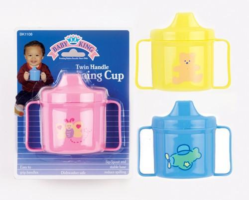 Baby King Twin Handle Training Cup
