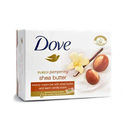 Dove Purely Pampering Shea Butter Bar Soap, 100g