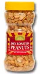 American Valley Salted Roasted Peanuts, 7.5 oz.
