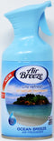 Air Breeze Ocean Breeze Freshner 250ml, 1-ct.