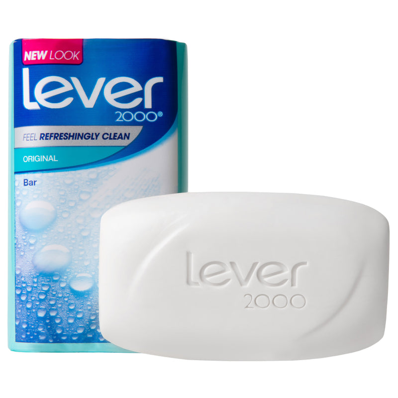 Lever 2000 Original Bar Soap, 4 oz.