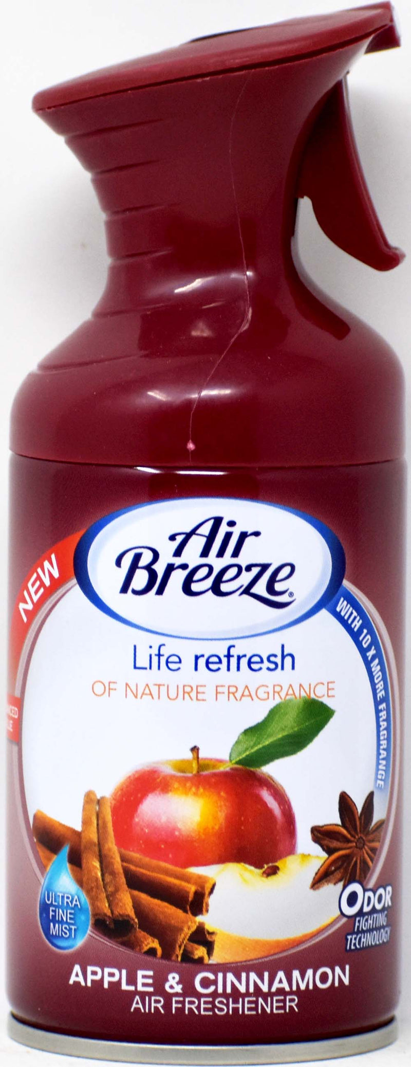 Mini Air Freshener - Apple & Cinnamon, 8.5 oz.