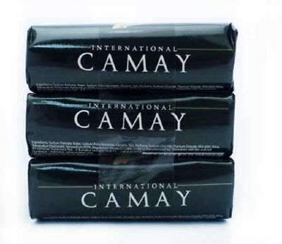 International Camay Chic Fragrance Soap, 3 ct. 125g