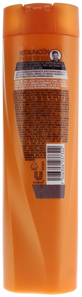 Sedal Co-Creations Restauracion Instantanea Conditioner, 340 ml
