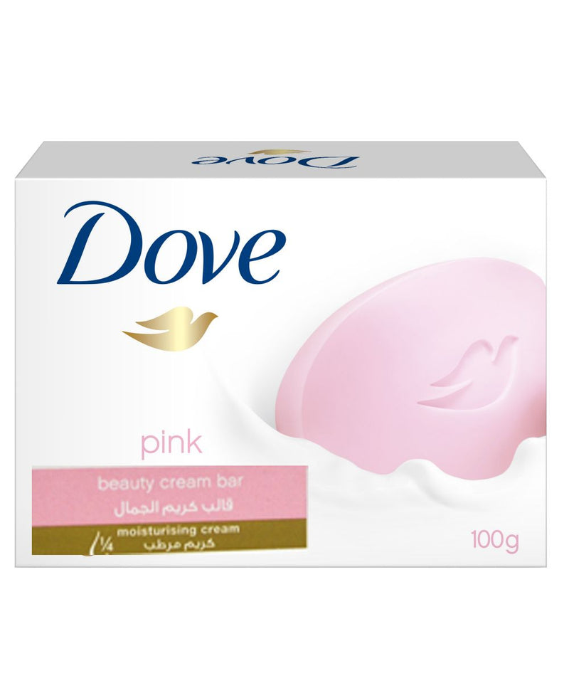 Dove Pink Bar Soap, 100g