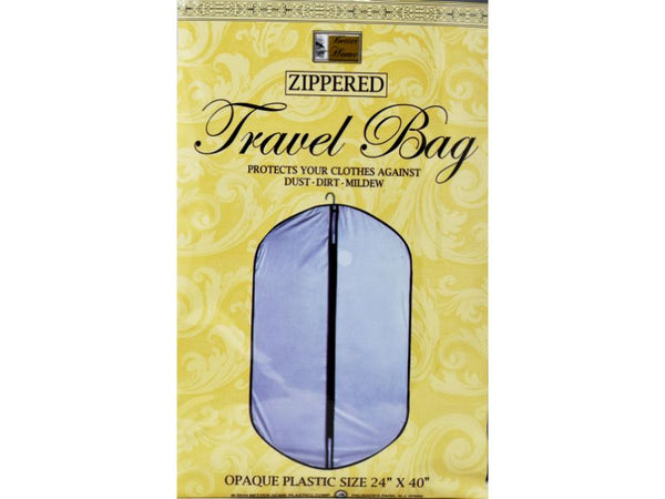 "Travel Zippered Bag 24"" x 40"" ,1-ct"