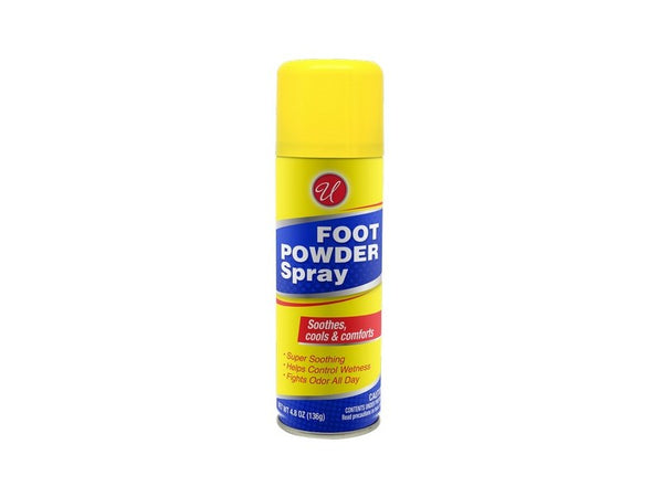 Foot Powder Spray, 4.8 oz