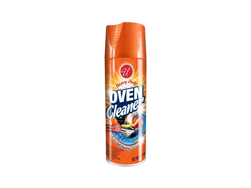 Heavy Duty Oven Cleaner, 13 oz.