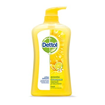 Dettol Fresh Anti-Bacterial pH Balanced Bodywash, 625 ml