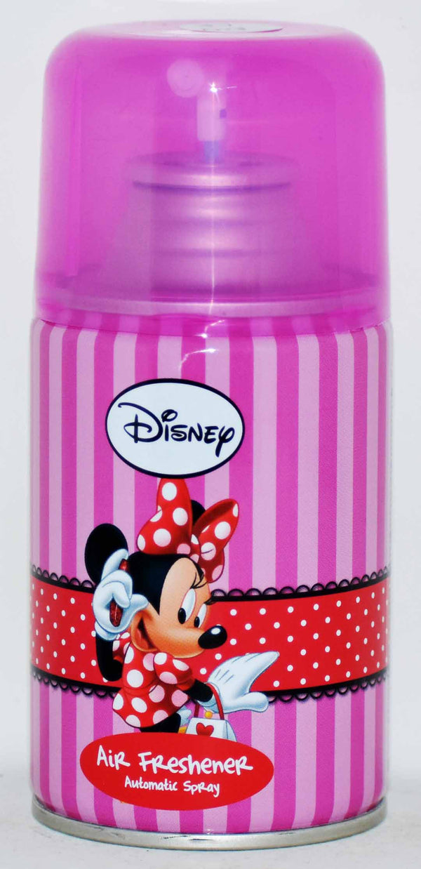 Disney Minnie Mouse Air Freshener Automatic Spray, 260ml