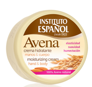 Avena Moisturizing Cream Hand & Body 100% Avena Natural, 6.8 fl. oz. 200ml