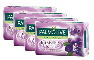 Palmolive Naturals Irresistible Touch Black Orchid, 4 ct. 360g