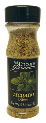 Oregano Leaves 0.71oz, 1-ct