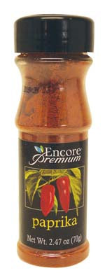 Paprika Powder 1.94oz, 1-ct