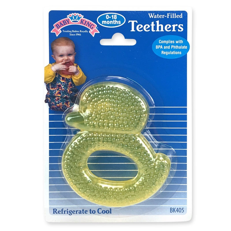 Baby King Baby Duck Teether Toy BPA Free
