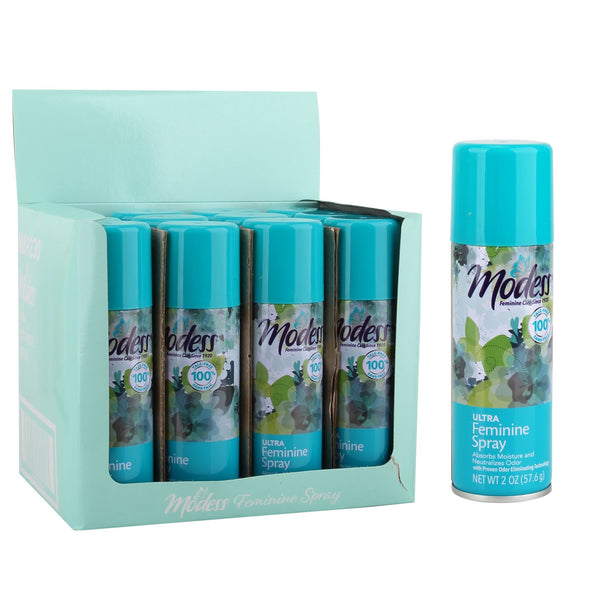 Modess Ultra Feminine Spray, 2 oz.