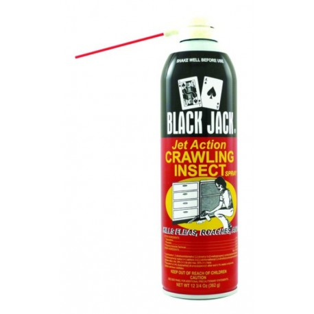 Black Jack Jet Action Crawling Insect Spray, 12-3/4 oz.