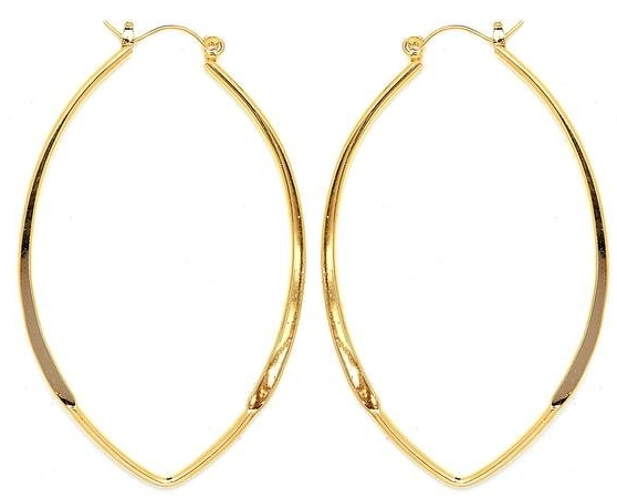 14 KT Pincatch GF Earrings, 75 mm