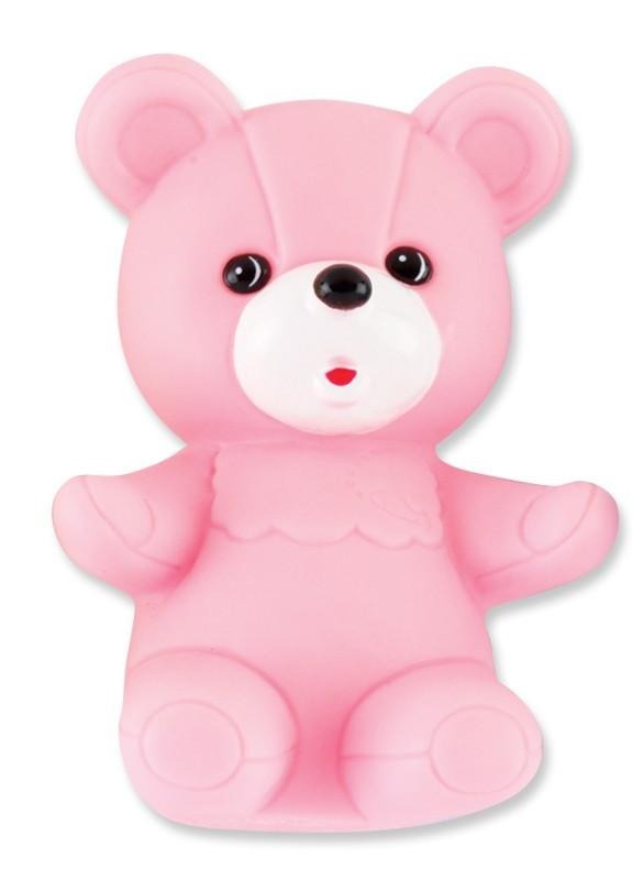Baby King Bear Squeeze Toy