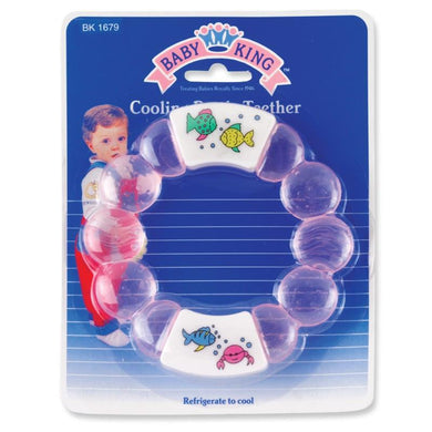Baby King Water-Filled Round Teether