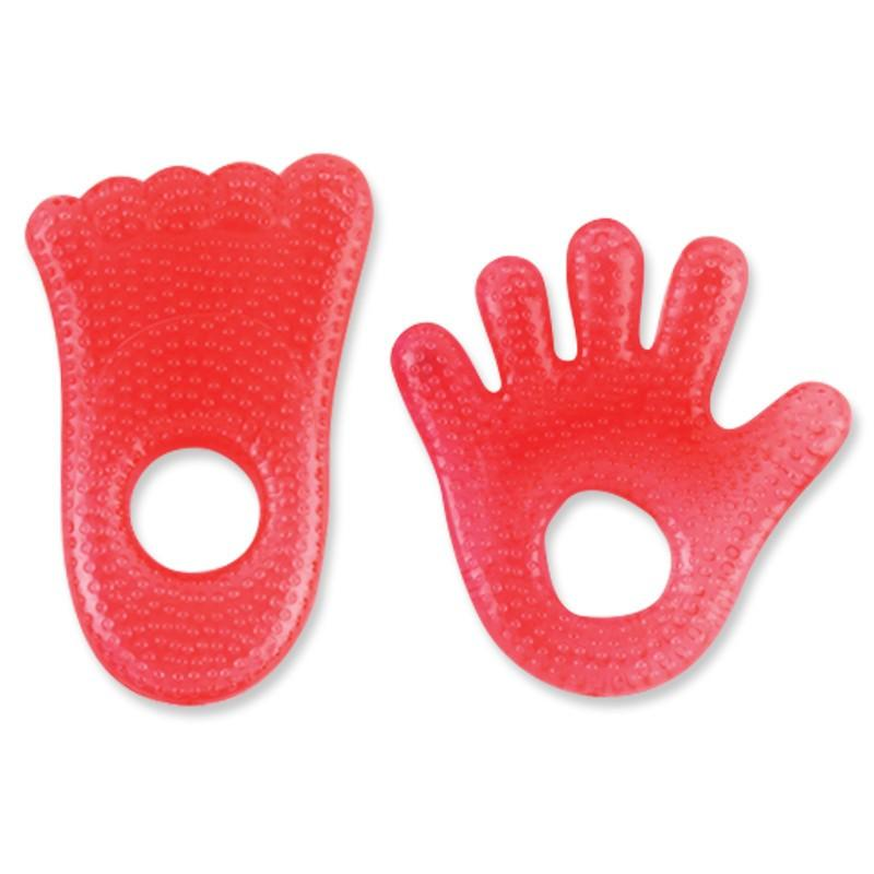 Baby King Baby Water-Filled Hand & Foot Teethers (2 Piece)