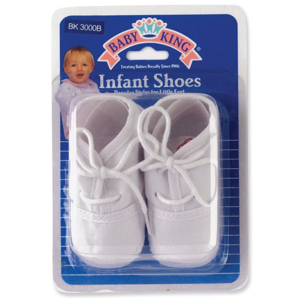 Baby King Christening Boys and Girls Infant Shoes