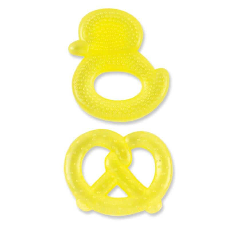 Baby King Baby Water-Filled Duck Teethers (2 Piece)