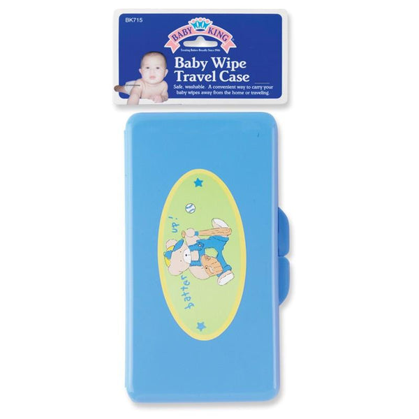 Baby King Wipe Case