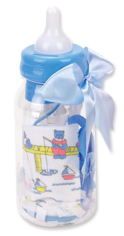 Baby King Mini Baby Bottle Gift Set BPA Free