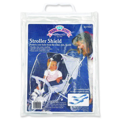 Baby King Stroller Shield