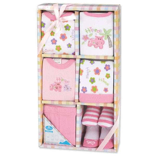 Crib Mates 7-Piece Gift Set