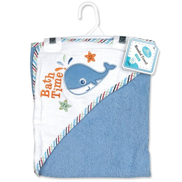 Crib Mates Hooded Towel