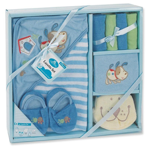Crib Mates 8-Piece Gift Set