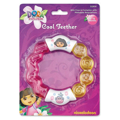 Dora The Explorer Round Waterfilled Teether