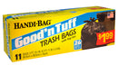 Handi Bag Good N' Tuff Trash Bags 26 Gallon 11ct