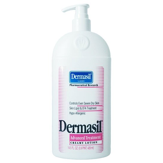 Dermasil Labs Advanced Dry Skin Treatment Creamy Lotion, 14.5 fl oz (429 ml)