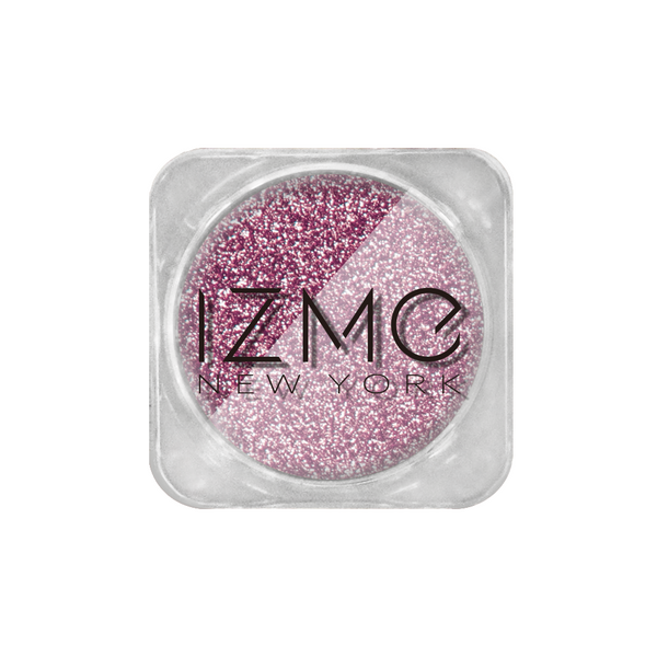 IZME New York Glitter Collection – Pink Quartz – 0.053 oz. / 1.5 g