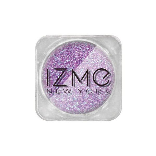 IZME New York Glitter Collection – Light Amethyst – 0.053 oz. / 1.5 g