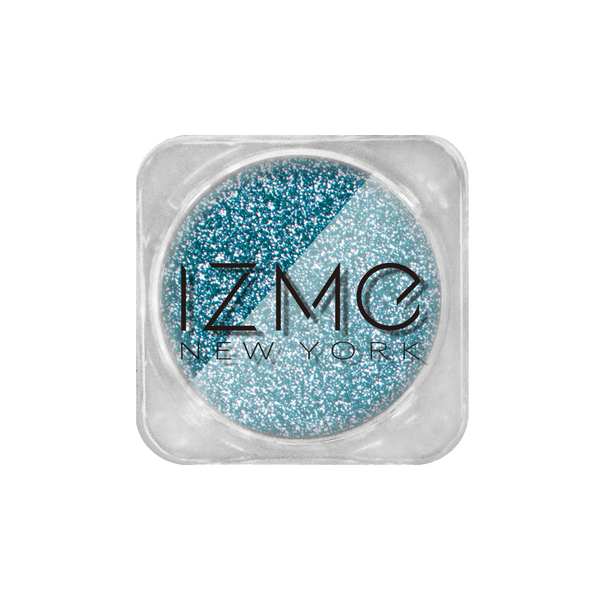 IZME New York Glitter Collection – Aquamarine – 0.053 oz. / 1.5 g