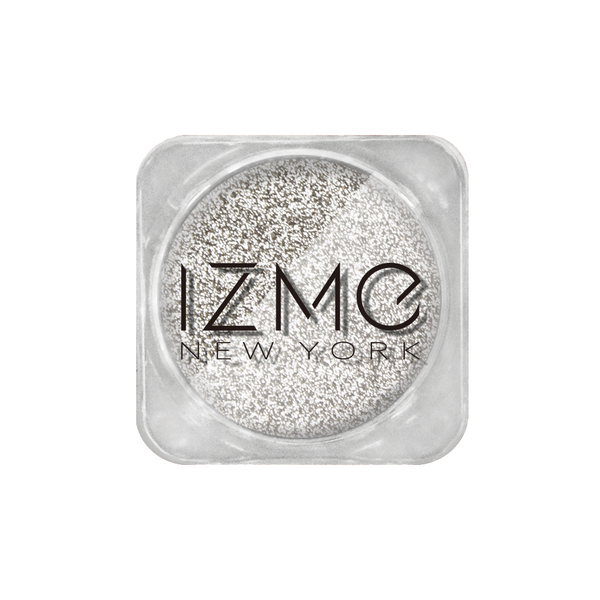 IZME New York Glitter Collection – Silver Pearl – 0.053 oz. / 1.5 g