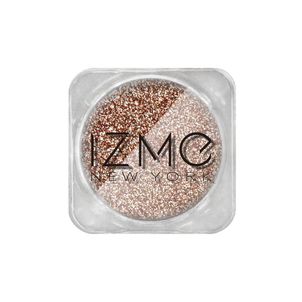 IZME New York Glitter Collection – Rose Gold – 0.053 oz. / 1.5 g
