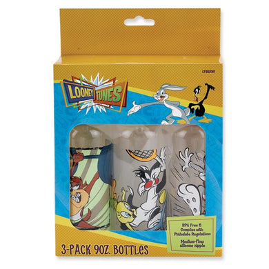 Looney Tunes™ 3-Pack 9 oz. Bottles