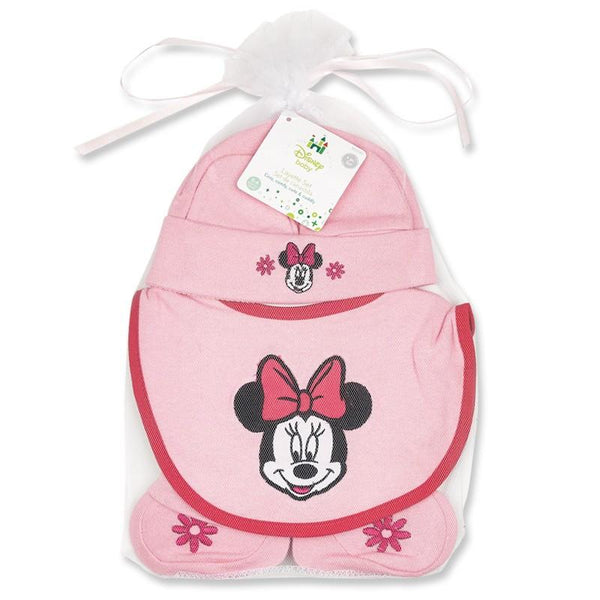 Disney Mickey Mouse 3 Piece Baby Gift Set