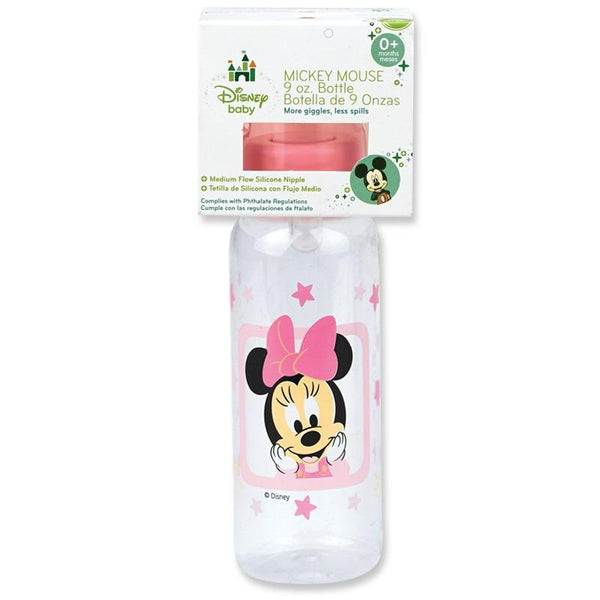 Disney Baby Mickey Mouse 9oz Bottle Bpa Free
