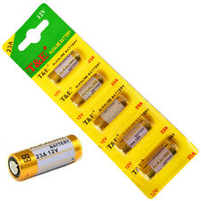 T&E 23A 12V Alkaline Battery, 5 Ct.