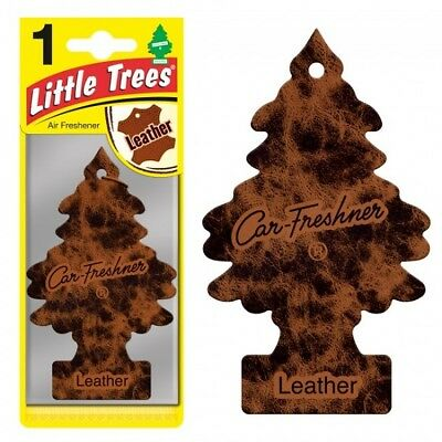 Little Trees Leather Air Freshener, 1 ct.
