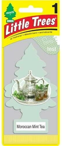 Little Trees Moroccan Mint Tea Air Freshener, 1 ct.