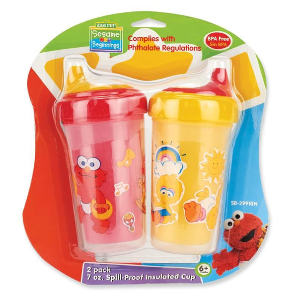 Sesame Street Baby Insulated Cup (1 Pack)